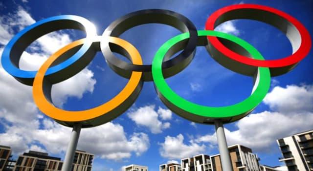 Deporte Pregunta Trivia: ¿El Juego de la soga era una vez una parte de los Juegos Olímpicos?