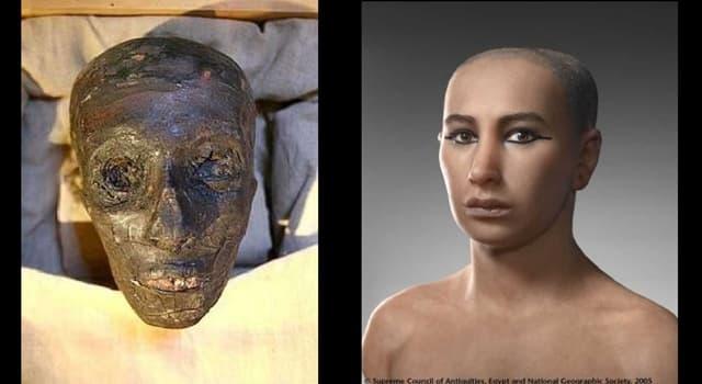 Historia Pregunta Trivia: ¿En dónde se encuentra actualmente la momia del faraón Tutankamón?