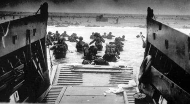 Historia Pregunta Trivia: ¿En la segunda guerra mundial, a que se denominó el día D?
