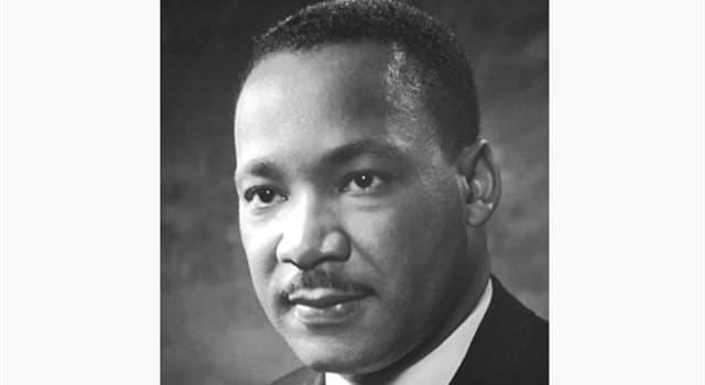 Cultura Trivia: ¿En qué año recibió Martin Luther King, Jr. el premio Nobel de la Paz?
