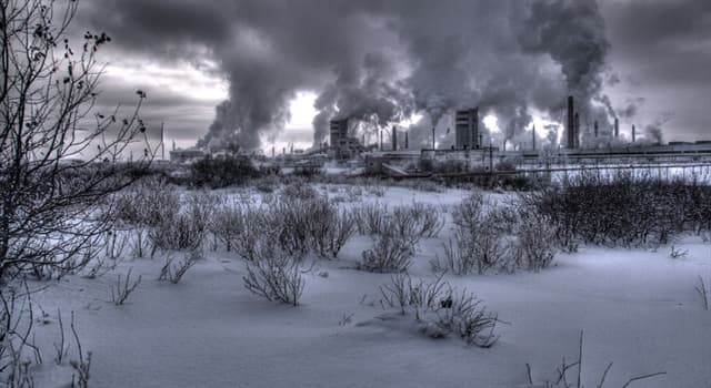 Historia Pregunta Trivia: ¿En qué ciudad ocurrió el peor desastre de la industria química hasta la fecha?