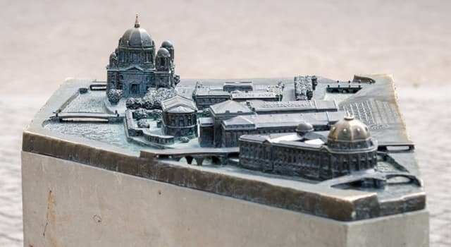 Cultura Pregunta Trivia: ¿En qué ciudad se localiza la Isla de los Museos?