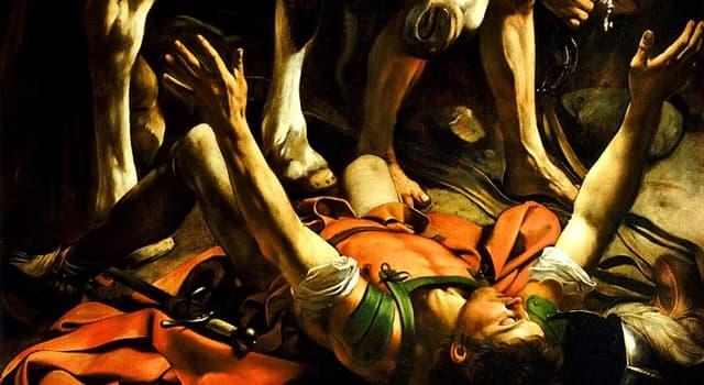 Cultura Pregunta Trivia: ¿En qué parte de la Biblia se dice que San Pablo cayó del caballo?