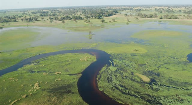 Geografía Pregunta Trivia: ¿En qué continente está ubicado el país Botsuana?