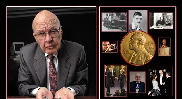 History Trivia Question: For what did Jack Kilby win his Nobel Prize for Physics?