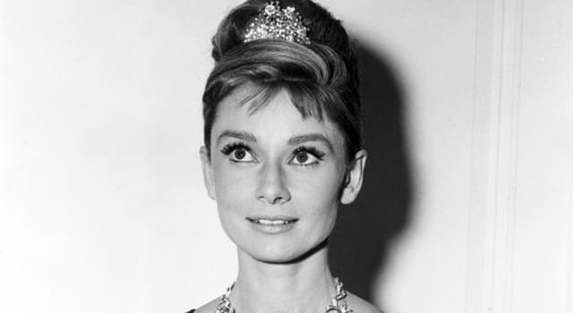 Society Trivia Question: For which organization was Audrey Hepburn a special goodwill ambassador?