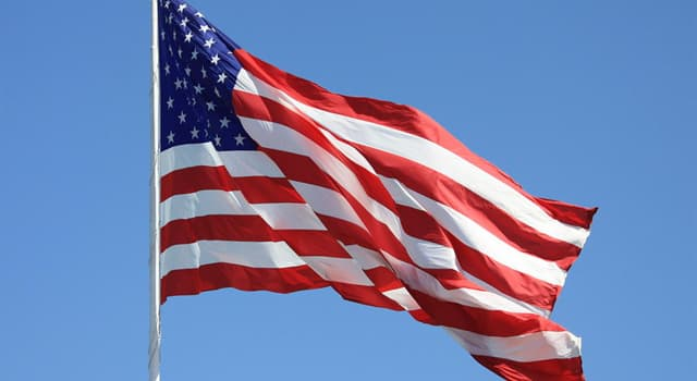 Culture Trivia Question: How big is the largest United States flag?