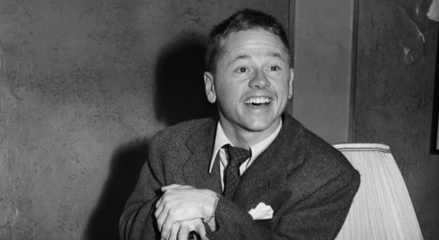 Society Trivia Question: How many times did Mickey Rooney get divorced?