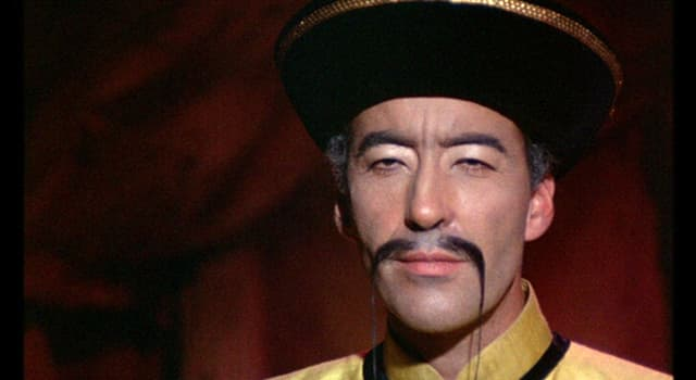 Movies & TV Trivia Question: In how many films did Christopher Lee play Fu Manchu?
