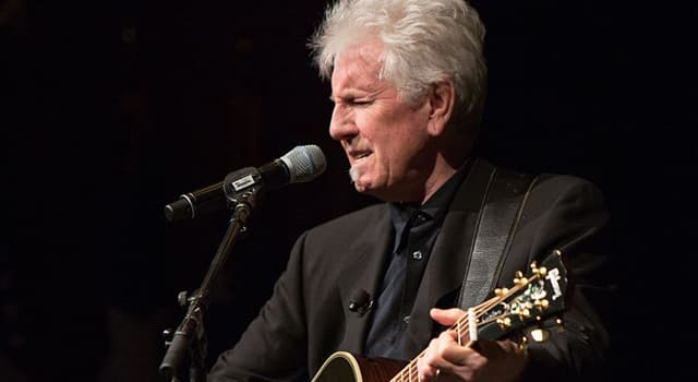 Culture Trivia Question: In what group did Graham Nash get his start?