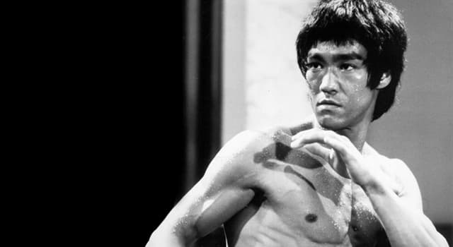 Movies & TV Trivia Question: In which film did Bruce Lee play Winslow Wong?