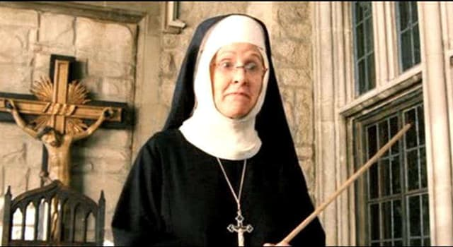 Movies & TV Trivia Question: In which film did Carrie Fisher play Mother Superior?