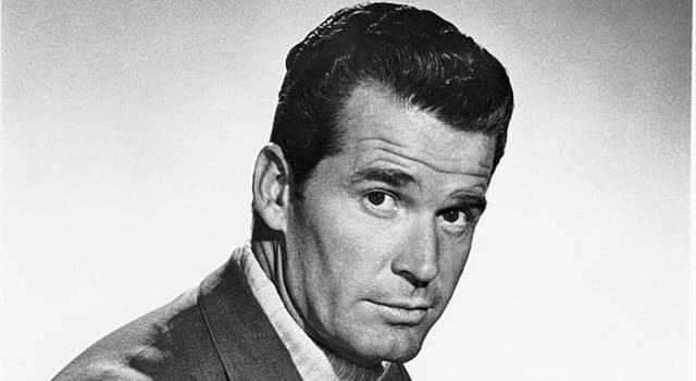 """Movies & TV Trivia Question: In which film did James Garner play the part of  """"the Scrounger""""?"""