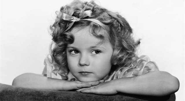 Movies & TV Trivia Question: In which film did Shirley Temple sing 'On the Good Ship Lollipop'?