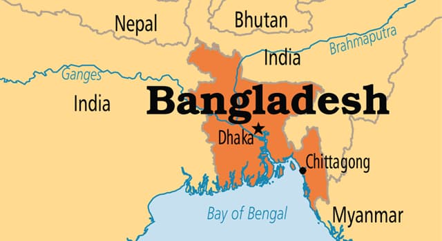 History Trivia Question: In which year did Bangladesh become an independent country?