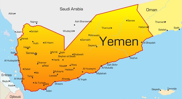 History Trivia Question: In which year did North Yemen and South Yemen unite?