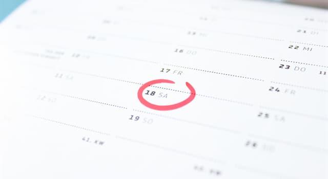 Geschichte Wissensfrage: In welcher Kalenderart wurde ursprünglich das Schaltjahr hinzugefügt?