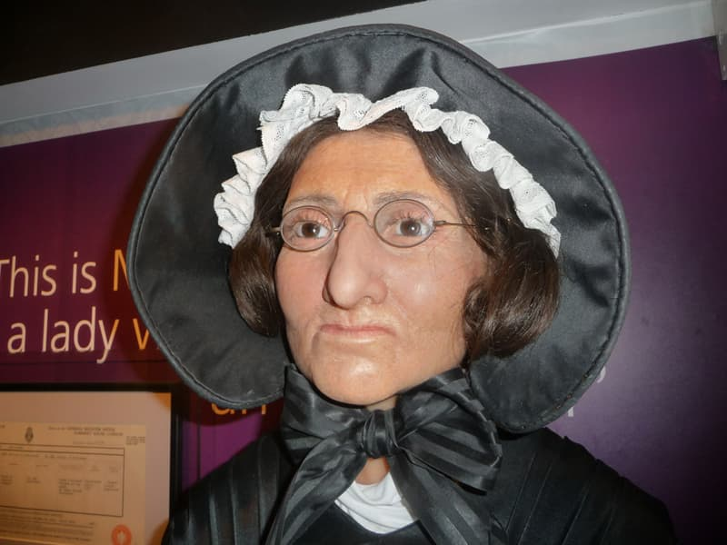 History Trivia Question: The waxwork founder Madame Tussaud was born in which city?