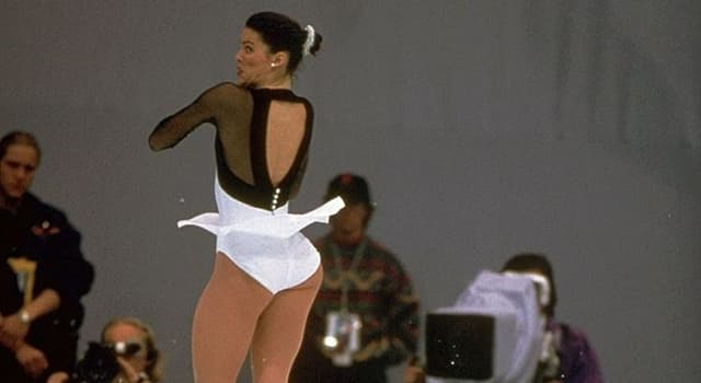 Sport Trivia Question: Nancy Kerrigan was attacked with a police baton prior to which Winter Olympics?