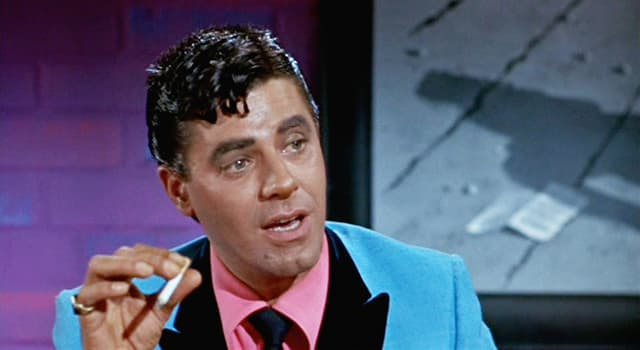 History Trivia Question: Of which association was Jerry Lewis national chairman?