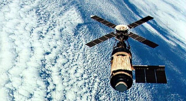 Historia Pregunta Trivia: ¿Qué tipo de sanción le impuso Australia a la NASA, por la caída ocurrida en el año 1979 del laboratorio espacial Skylab dentro su territorio?