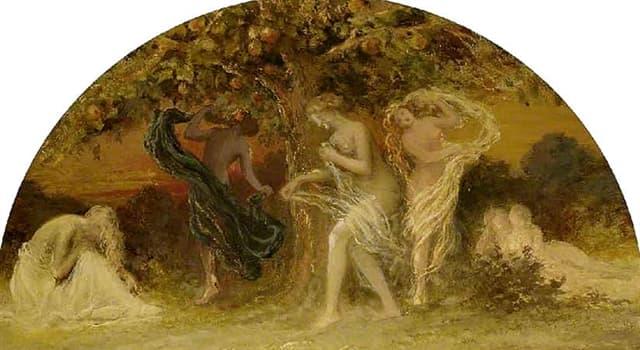 Historia Pregunta Trivia: ¿Quién custodiaba el bello Jardín de las Hespérides, según la mitología griega?