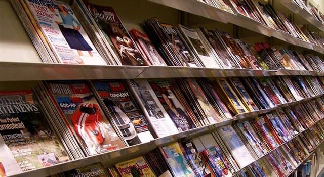Culture Trivia Question: The first issue of which famous magazine was published in March, 1923?