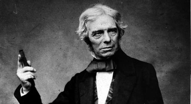 Science Trivia Question: What did Michael Faraday discover in 1825?