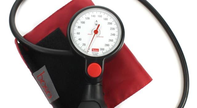 Science Trivia Question: What does a sphygmomanometer measure?