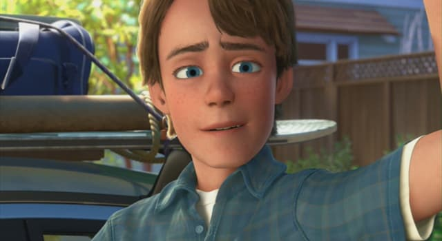 Movies & TV Trivia Question: What is Andy's last name on Toy Story?