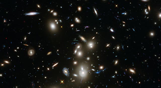 Science Trivia Question: What is the Big Bang said to have created?