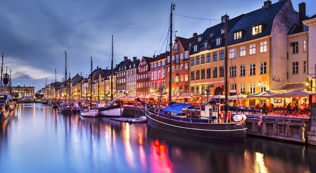 Geography Trivia Question: What is the capital of Denmark?