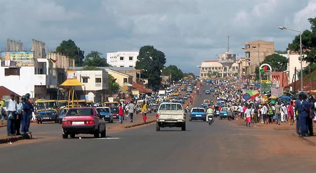 Geography Trivia Question: What is the capital of Guinea-Bissau?