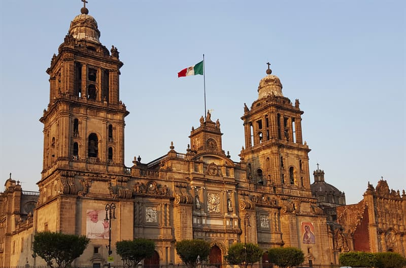 Geography Trivia Question: What is the capital of Mexico?