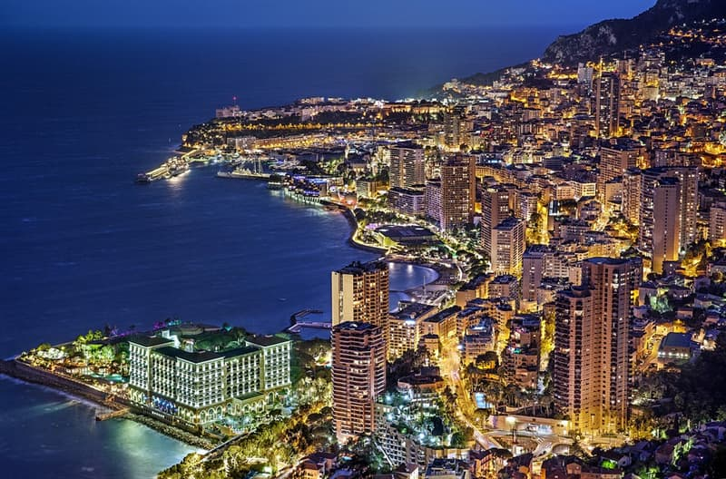 Geography Trivia Question: What is the capital of Monaco?