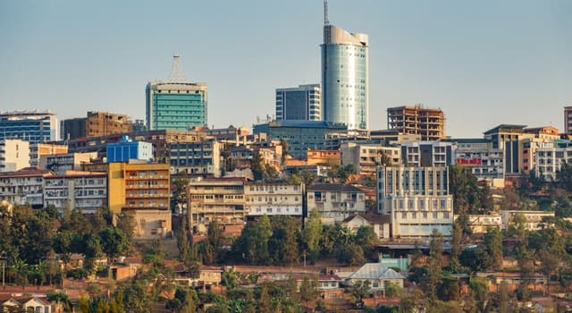 Geography Trivia Question: What is the capital of Rwanda?