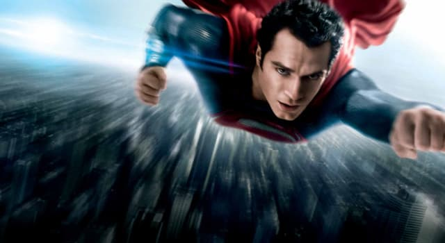 Culture Trivia Question: What planet gave birth to Superman?