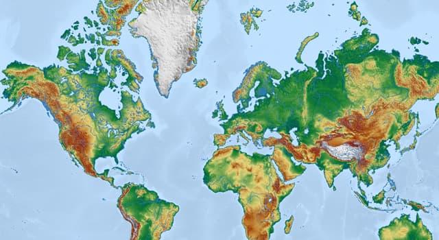 Geographie Wissensfrage: Was ist das einzige Land mit einer nicht-rechteckigen Flagge?