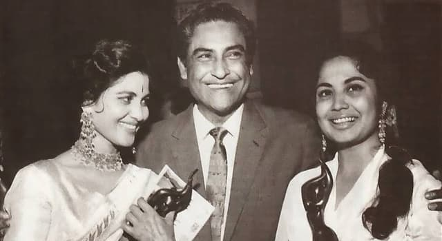 Culture Trivia Question: What was Ashok Kumar before he became an actor?