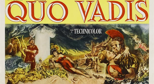 Movies & TV Trivia Question: What was Deborah Kerr's role in the film 'Quo Vadis'?