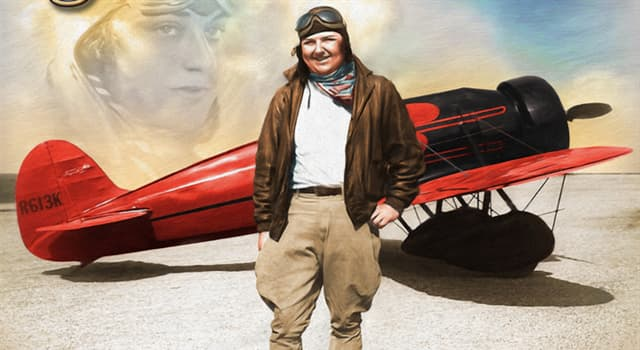 History Trivia Question: What was Pancho Barnes' average speed in Women's Air Derby in 1930?