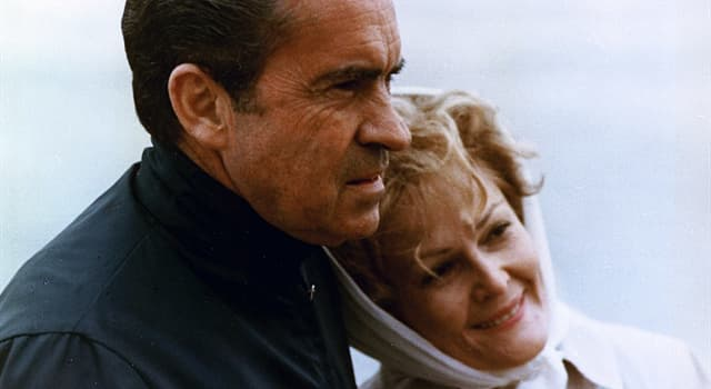 History Trivia Question: What was Pat Nixon's real first name?
