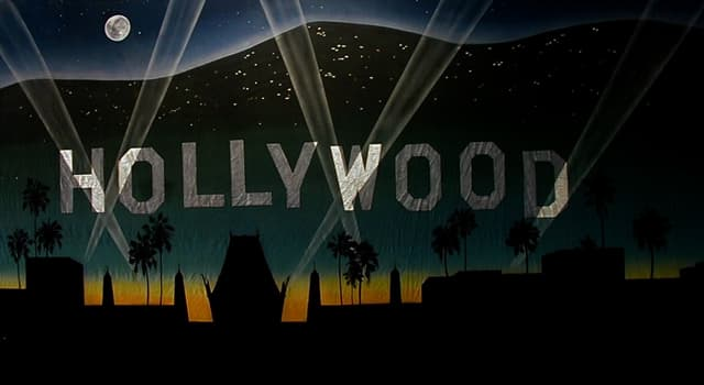 Movies & TV Trivia Question: What was the first movie shot in Hollywood, California?