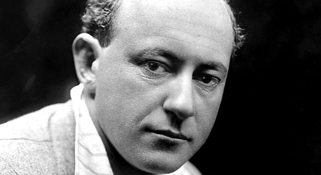 Movies & TV Trivia Question: What was the last film directed by Cecil B. DeMille?