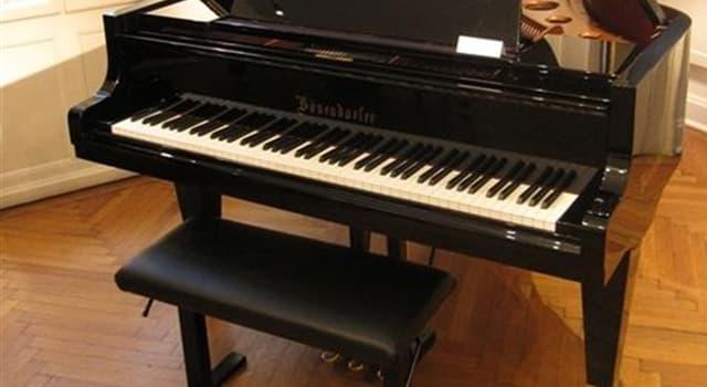 Kultur Wissensfrage: Wie wurde das Klavier erstmals bezeichnet?