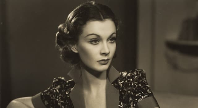 Movies & TV Trivia Question: What was Vivien Leigh's first film?