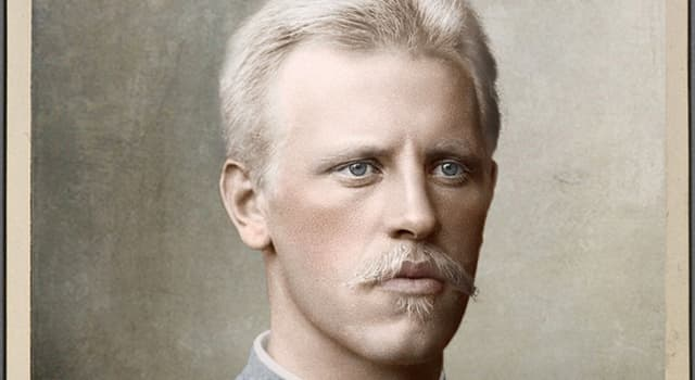 History Trivia Question: When did Fridtjof Nansen begin his expedition across Greenland?