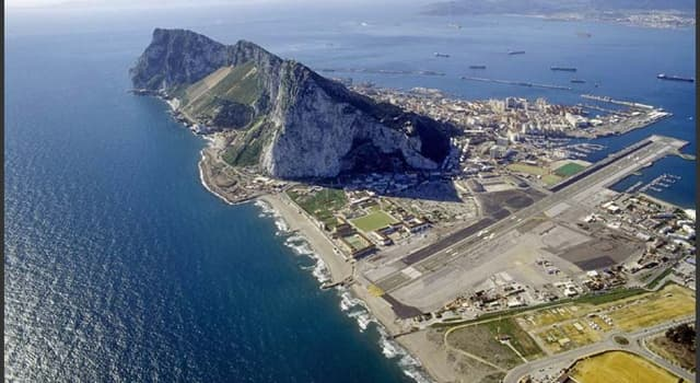 History Trivia Question: When did the British conquer Gibraltar?