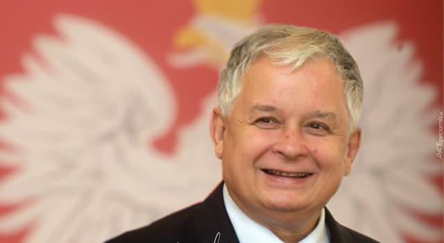 History Trivia Question: When was Lech Kaczynski sworn in as president of Poland?