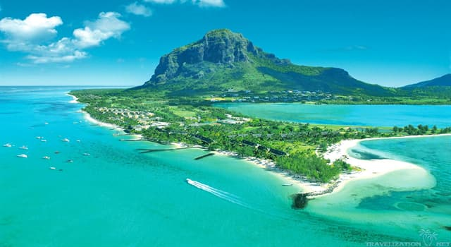 History Trivia Question: When was slavery abolished in Mauritius?